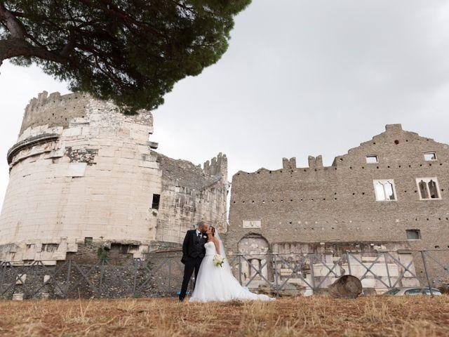 Il matrimonio di Valerio e Michela a Roma, Roma 40