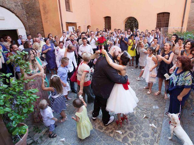Il matrimonio di Matteo e Letizia a Cesena, Forlì-Cesena 11