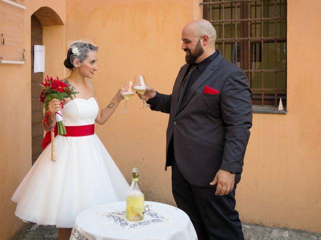 Il matrimonio di Matteo e Letizia a Cesena, Forlì-Cesena 13