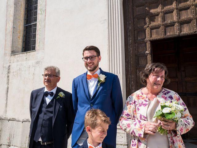Il matrimonio di Nicola e Irene a Oderzo, Treviso 57