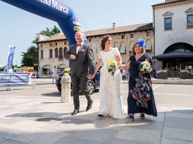 Il matrimonio di Nicola e Irene a Oderzo, Treviso 58