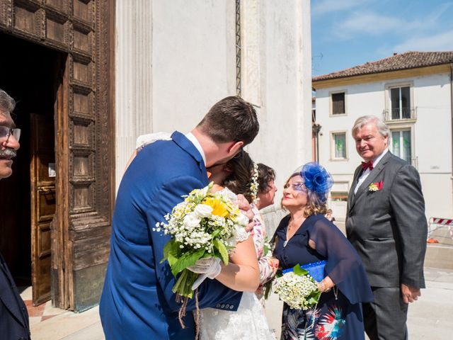 Il matrimonio di Nicola e Irene a Oderzo, Treviso 59
