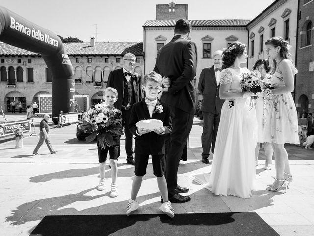 Il matrimonio di Nicola e Irene a Oderzo, Treviso 62