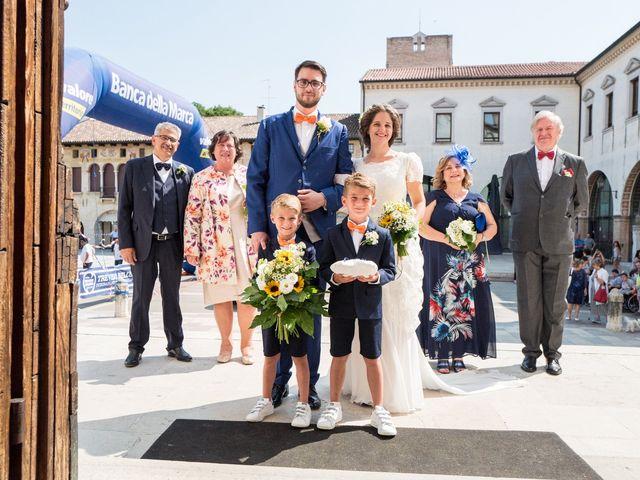 Il matrimonio di Nicola e Irene a Oderzo, Treviso 63