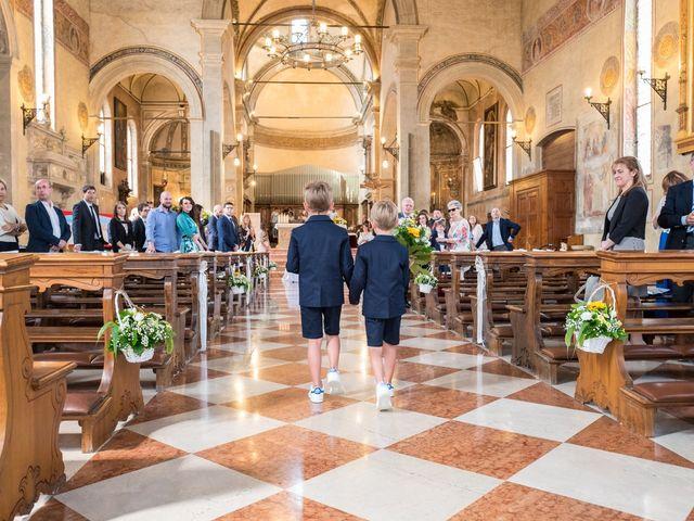 Il matrimonio di Nicola e Irene a Oderzo, Treviso 65