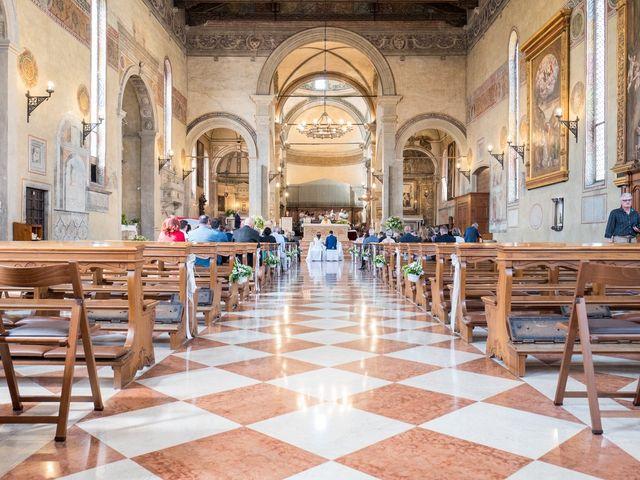 Il matrimonio di Nicola e Irene a Oderzo, Treviso 71