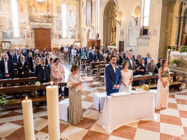 Il matrimonio di Nicola e Irene a Oderzo, Treviso 72
