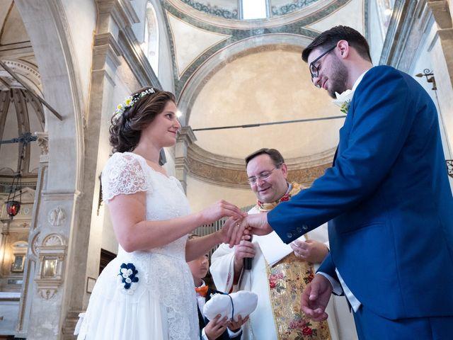 Il matrimonio di Nicola e Irene a Oderzo, Treviso 79