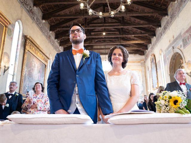 Il matrimonio di Nicola e Irene a Oderzo, Treviso 81