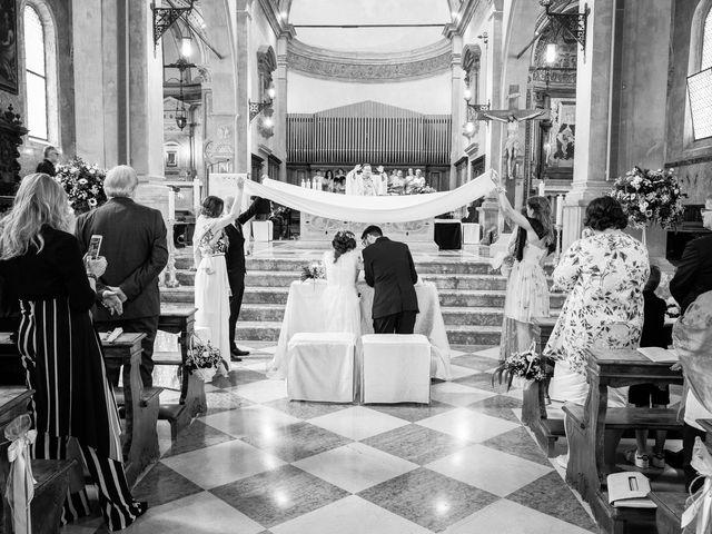 Il matrimonio di Nicola e Irene a Oderzo, Treviso 83