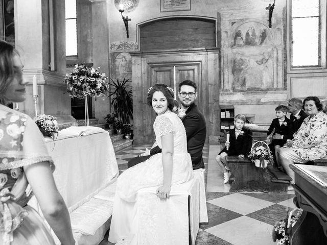 Il matrimonio di Nicola e Irene a Oderzo, Treviso 87
