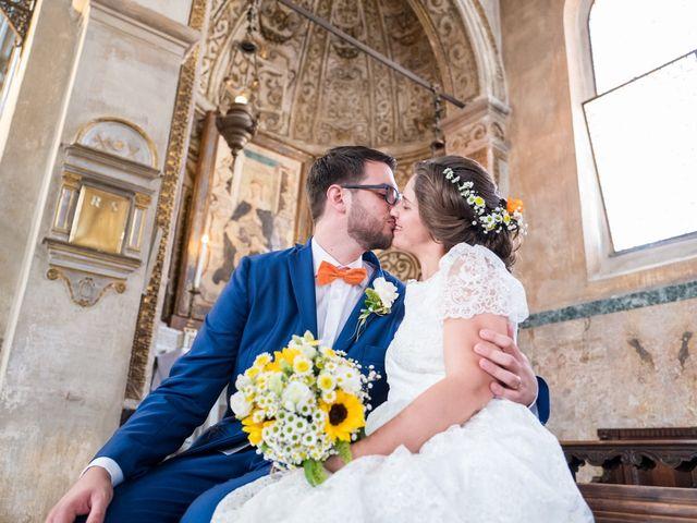 Il matrimonio di Nicola e Irene a Oderzo, Treviso 92