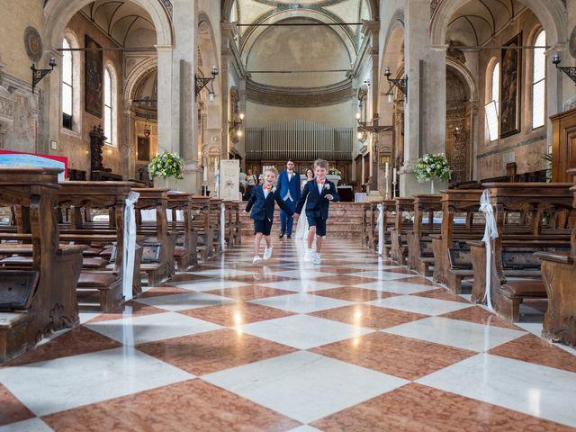 Il matrimonio di Nicola e Irene a Oderzo, Treviso 94
