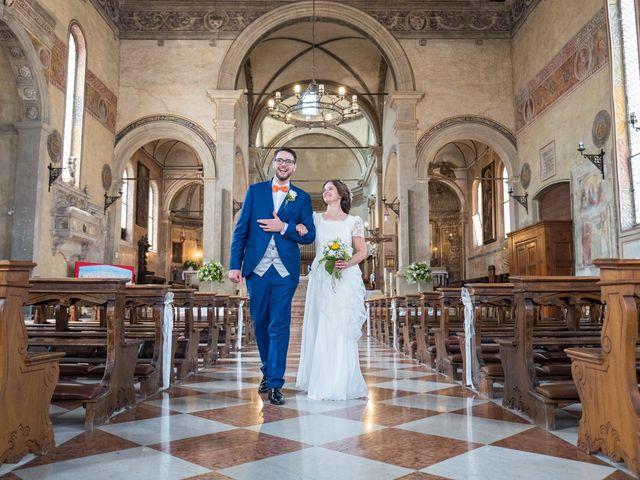 Il matrimonio di Nicola e Irene a Oderzo, Treviso 95
