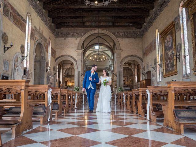 Il matrimonio di Nicola e Irene a Oderzo, Treviso 96