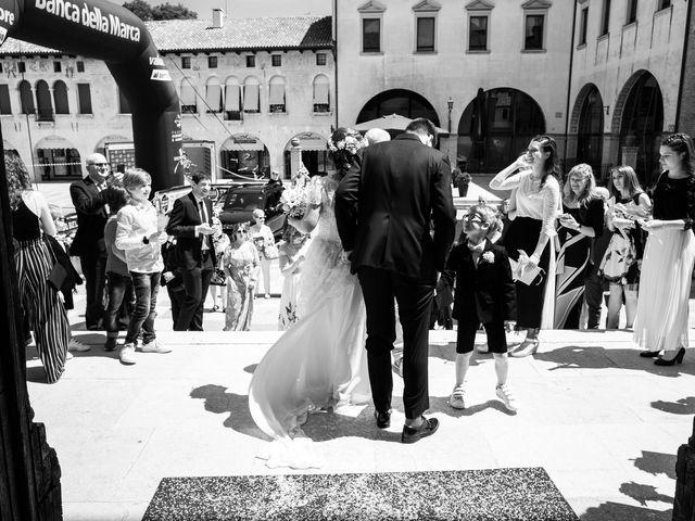 Il matrimonio di Nicola e Irene a Oderzo, Treviso 101