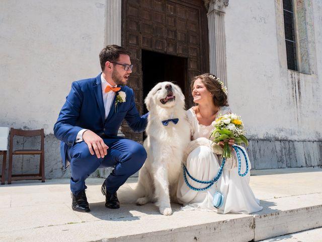 Il matrimonio di Nicola e Irene a Oderzo, Treviso 102