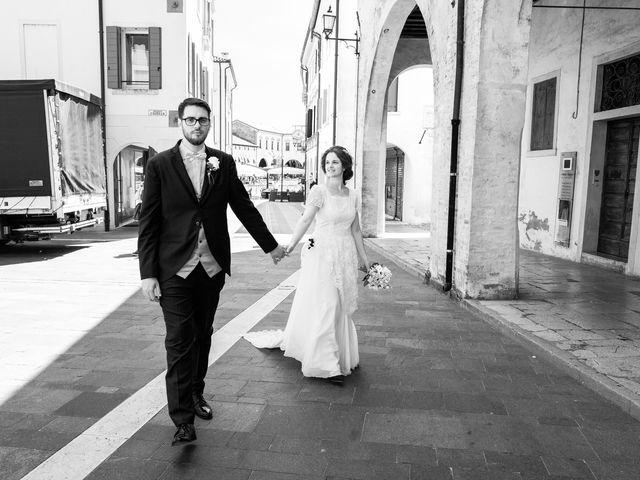 Il matrimonio di Nicola e Irene a Oderzo, Treviso 107