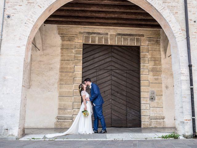 Il matrimonio di Nicola e Irene a Oderzo, Treviso 109