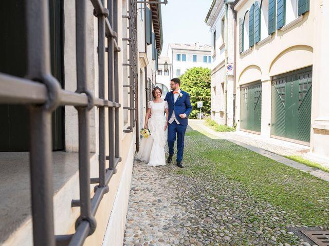 Il matrimonio di Nicola e Irene a Oderzo, Treviso 119