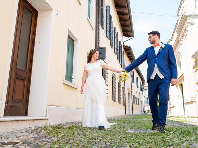Il matrimonio di Nicola e Irene a Oderzo, Treviso 120
