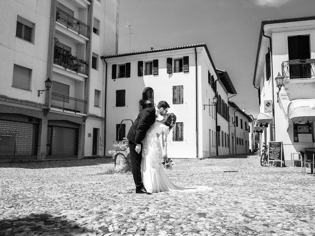 Il matrimonio di Nicola e Irene a Oderzo, Treviso 122