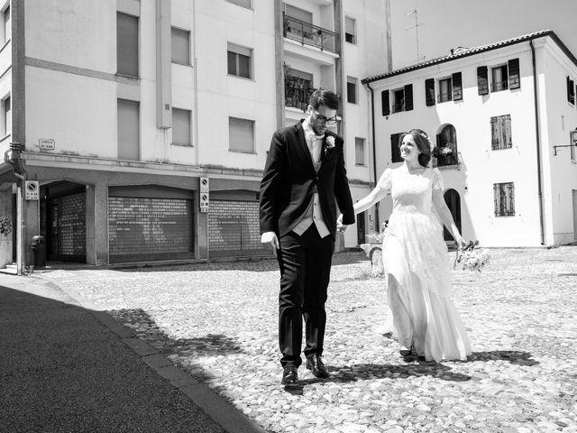 Il matrimonio di Nicola e Irene a Oderzo, Treviso 123