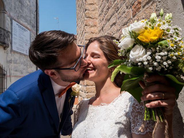 Il matrimonio di Nicola e Irene a Oderzo, Treviso 126