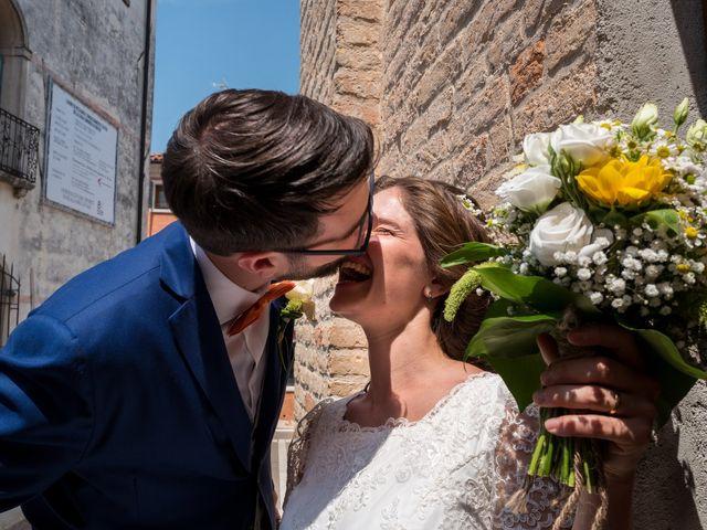Il matrimonio di Nicola e Irene a Oderzo, Treviso 127