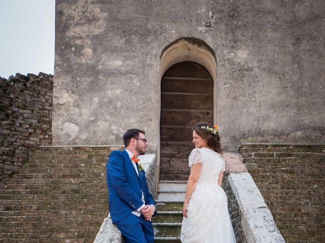 Il matrimonio di Nicola e Irene a Oderzo, Treviso 131