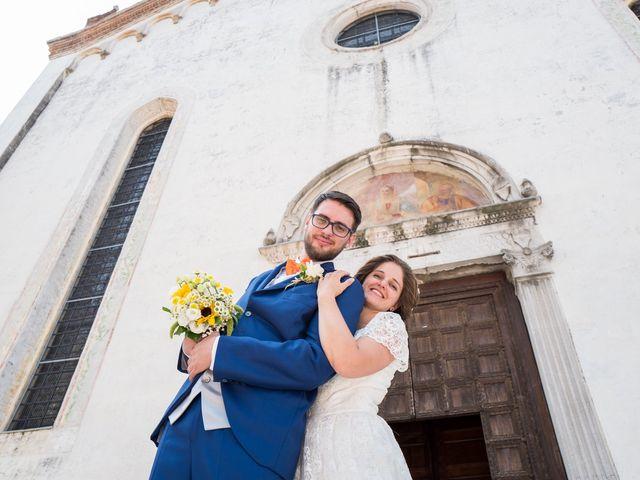 Il matrimonio di Nicola e Irene a Oderzo, Treviso 138