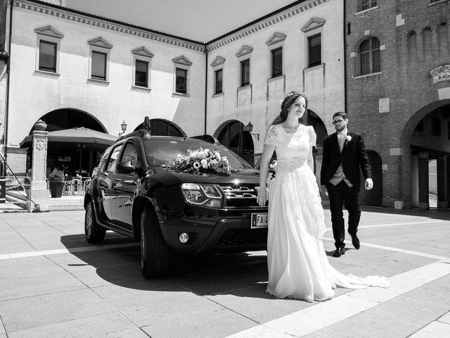 Il matrimonio di Nicola e Irene a Oderzo, Treviso 139