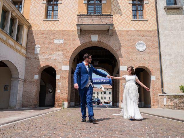 Il matrimonio di Nicola e Irene a Oderzo, Treviso 140