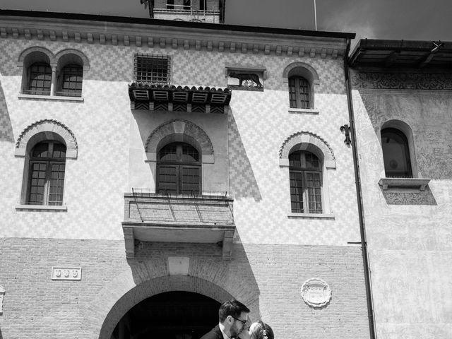 Il matrimonio di Nicola e Irene a Oderzo, Treviso 141