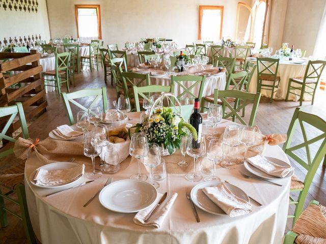 Il matrimonio di Nicola e Irene a Oderzo, Treviso 143