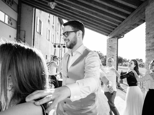 Il matrimonio di Nicola e Irene a Oderzo, Treviso 174