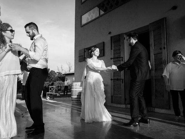 Il matrimonio di Nicola e Irene a Oderzo, Treviso 184