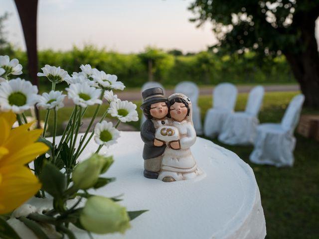 Il matrimonio di Nicola e Irene a Oderzo, Treviso 186