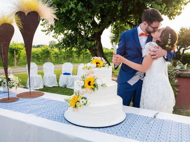 Il matrimonio di Nicola e Irene a Oderzo, Treviso 187