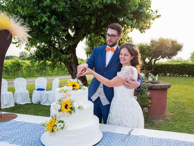 Il matrimonio di Nicola e Irene a Oderzo, Treviso 188