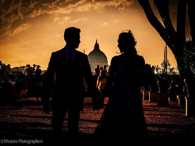 Il matrimonio di Alfredo e Eleonora a Roma, Roma 2