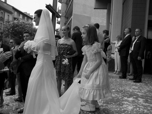 Il matrimonio di Marco e Francesca a Trofarello, Torino 23
