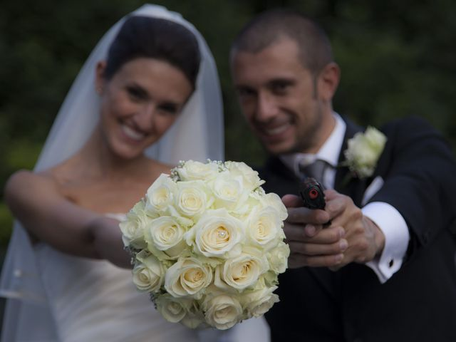 Il matrimonio di Marco e Francesca a Trofarello, Torino 1