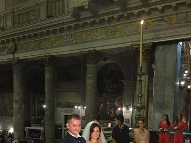 Il matrimonio di Lukasz e Nadia a Roma, Roma 4