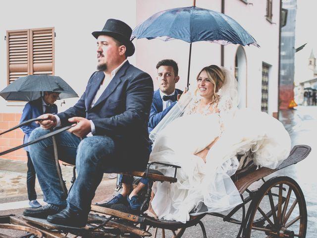 Il matrimonio di Giacomo e Sonia a Forlì, Forlì-Cesena 13