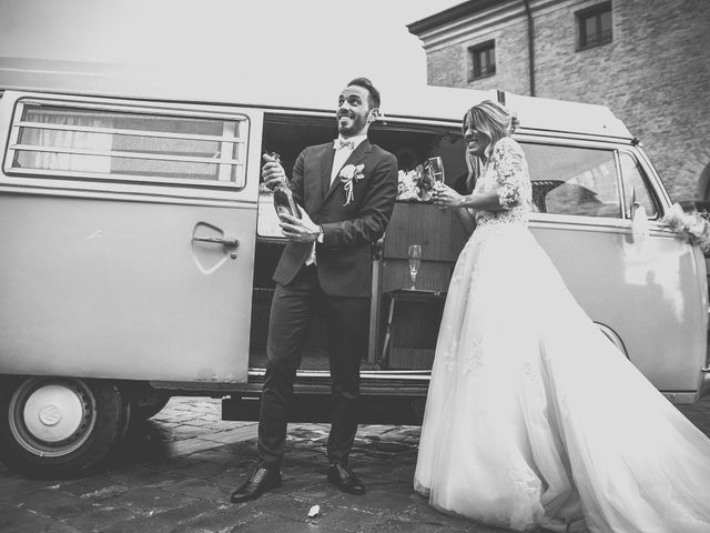 Il matrimonio di Giacomo e Sonia a Forlì, Forlì-Cesena 34