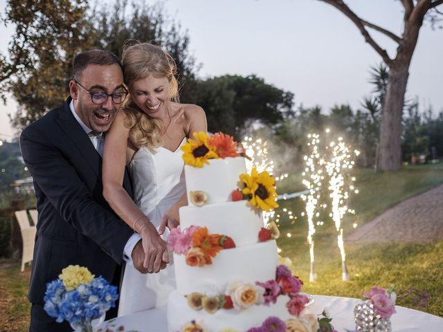 Le nozze di Franco e Diana