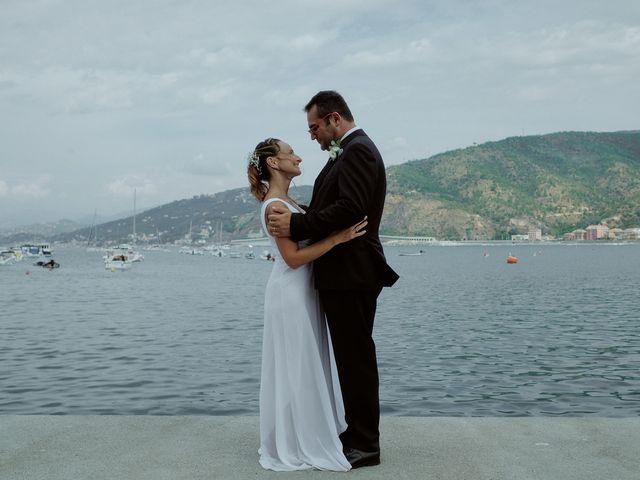 Le nozze di Massimo e Sara