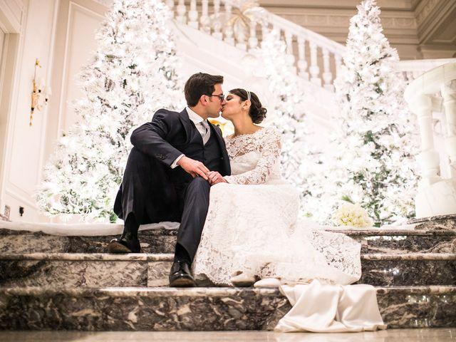 Il matrimonio di Alessandro e Federica a Milano, Milano 1