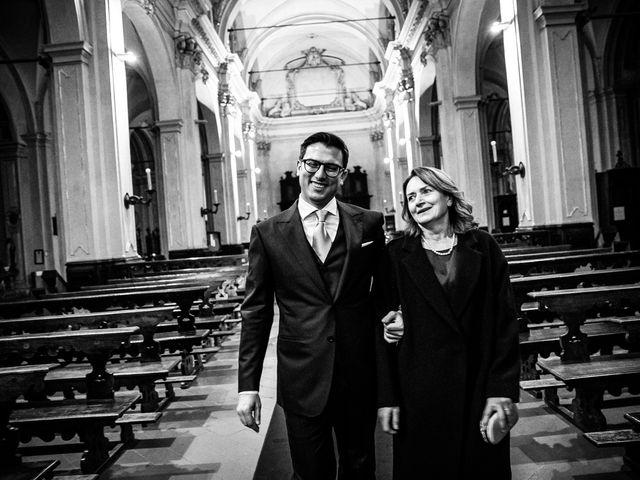 Il matrimonio di Alessandro e Federica a Milano, Milano 23
